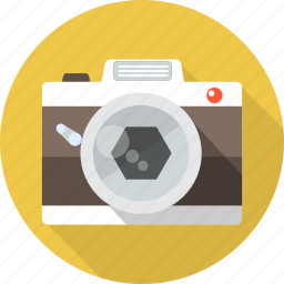 camera, film, image, lens, media, multimedia, photo icon