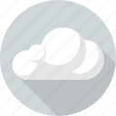 cloud, data, databank, database, drive, server, storage cloud icon