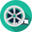 cinema, equipment, film reel, filmstrip, media, movie, video icon