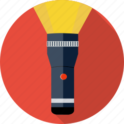 energy, flash, flashlight, lamp, light, ray, search icon