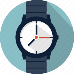 chronometer, clock, stopwatch, time, timer, watch, wristwatch icon