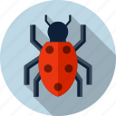 antivirus, bug, insect, security, virus icon
