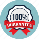 guarantee, quality, medal, badge, emblem, satisfaction, warranty