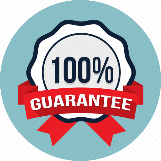 badge, emblem, guarantee, medal, quality, satisfaction, warranty icon