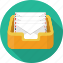 address, box, e-mail, email, envelope, inbox, mailbox icon