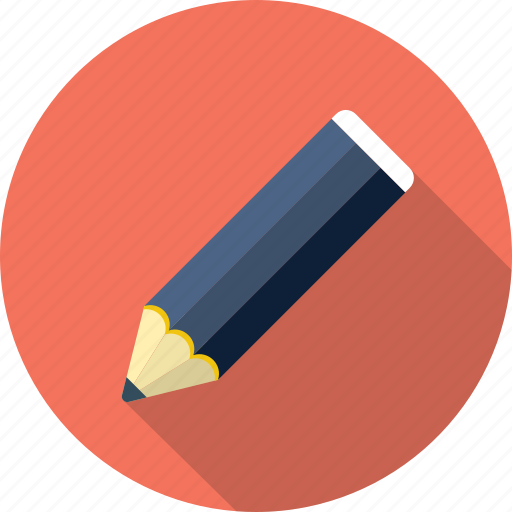 blog, edit, editing, modify, pen, pencil, write icon