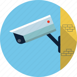 cam, camera, security, surveillance, video icon