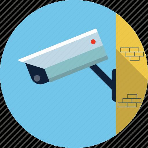 cam, camera, security, surveillance, video icon