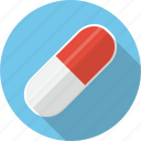 capsule, drug, medical, medicine, pill icon