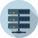 data, database, hosting, server, storage icon