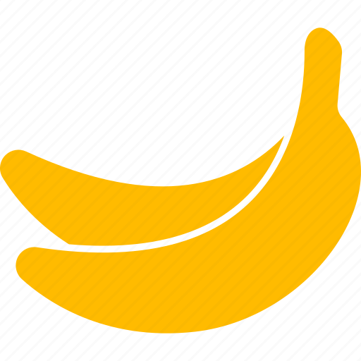 bananas, exotic, food, fruit, fruits, sweet, tropical icon