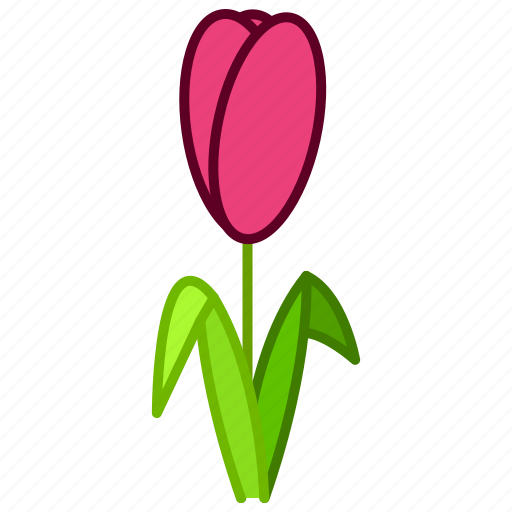 ecology, environment, floral, flower, garden, plant, tulip icon
