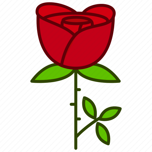 ecology, flower, flowers, garden, love, rose, valentines icon