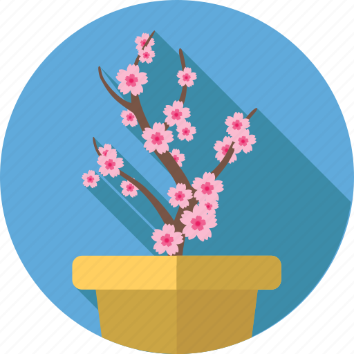 Flower, flowers, garden, sakura icon - Download on Iconfinder