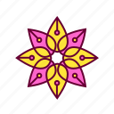 bloom, blossom, flower, flowering, flowers icon