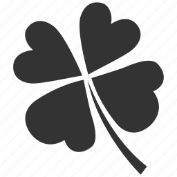 clover, good luck, leaf, leaves, luck, lucky, plant icon