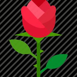 floral, florist, flower, garden, romance, rose, valentine icon