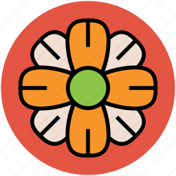 blooming, ecology, japanese flower, leaf, nature icon