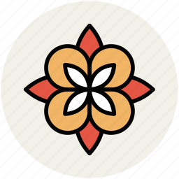 blooming, blossom, decoration, ecology, flower, petals icon