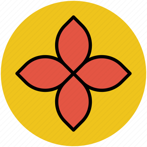 beauty, flower, kousa dogwood, kousa flower, nature icon