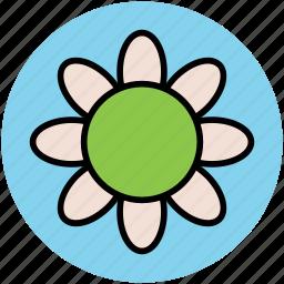 dandelion, flower, goldenrod, nature, sunflower icon