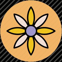 beautiful, flower, jasmine, jasmine flower, nature icon
