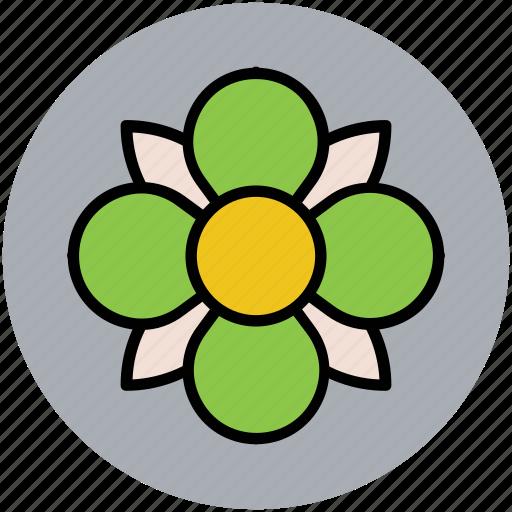 art, beauty, creative flower, flower, flower shape icon