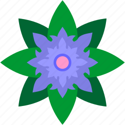 abstraction, decoration, flower, flowers, garden, nature, plant icon