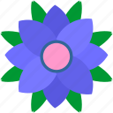 abstraction, decoration, ecology, flower, garden, nature, plant icon