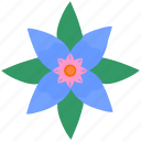 abstraction, decoration, floral, flower, garden, gardening, plant icon