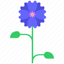 bud, floral, flower, garden, nature, plant icon
