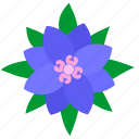 ecology, flora, flower, flowers, leaf, nature, plant icon