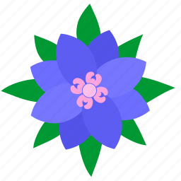 ecology, flora, flower, flowers, leaf, nature, plant icon