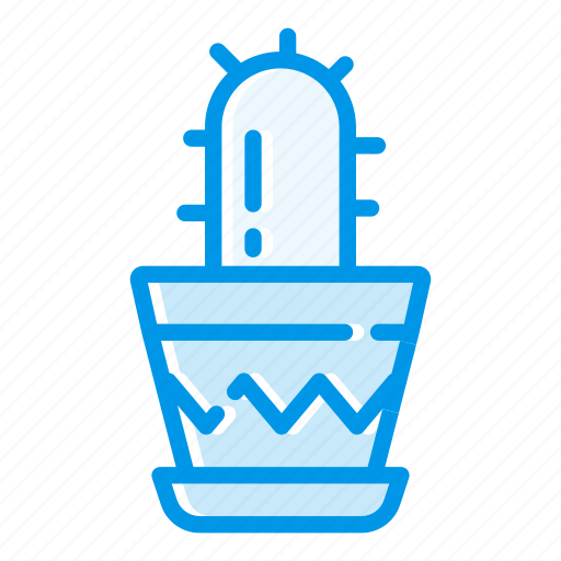 bloom, cactus, flower, flowers, indoor plant, plant, pot icon