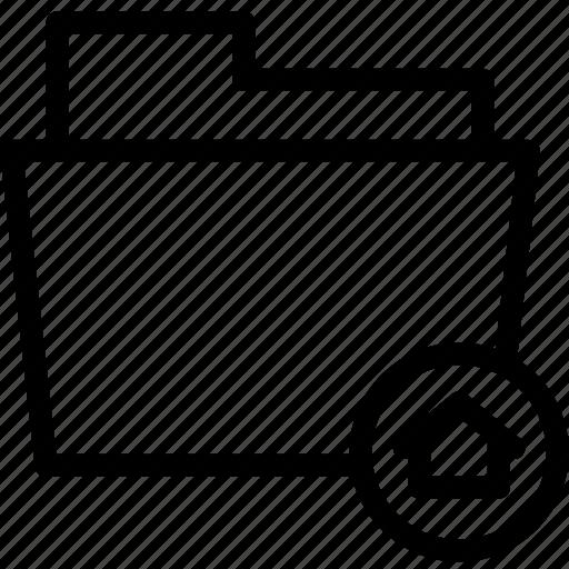 data, document, file, folder, home, main, user icon