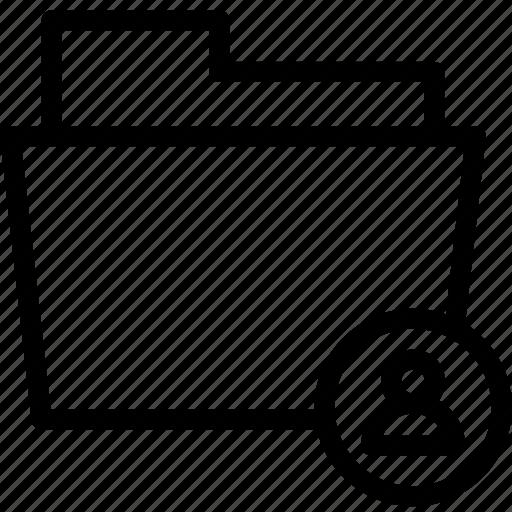 admin, data, document, file, folder, user icon