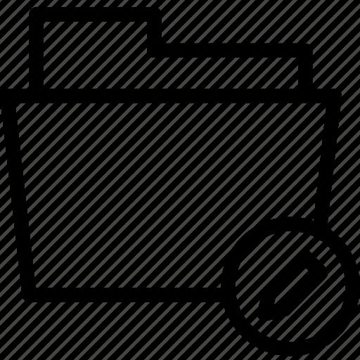 Edit, folder, document, data, file icon