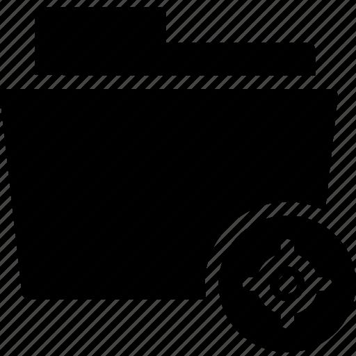 Data, document, file, folder, target icon - Download on Iconfinder