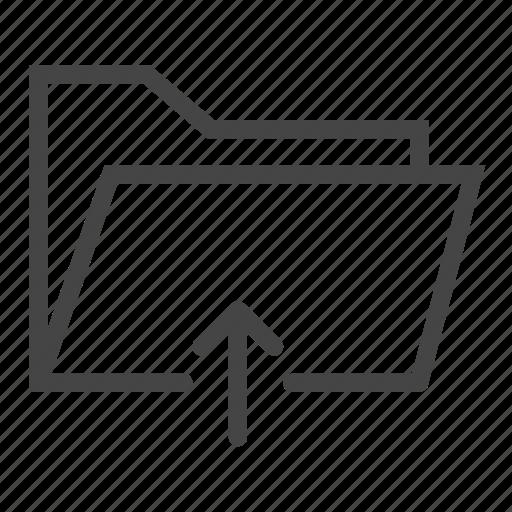 data, document, documents, files, folder, update, uploud icon