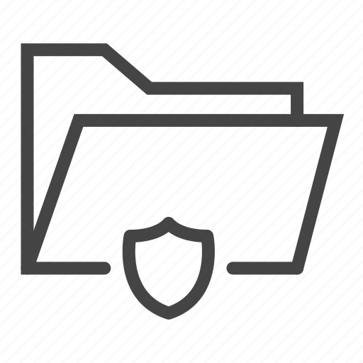 archive, document, extension, file, folder, format, paper icon