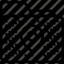 file, folder, location, storage icon