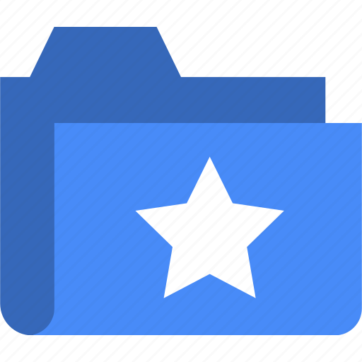 document, favorite, file, folder, star icon