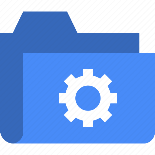 document, file, folder, preference, setting icon