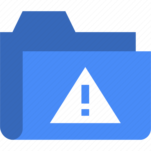 document, file, folder, urgent, warning icon