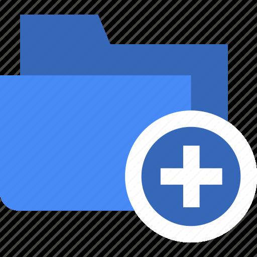 add, document, file, folder, more, plus icon