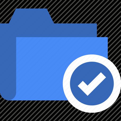 document, done, file, finish, folder icon