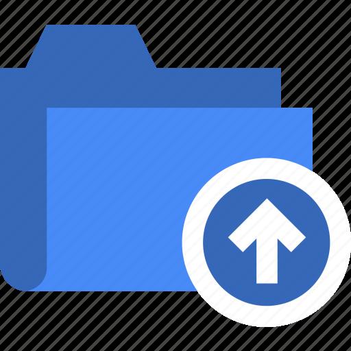 document, file, folder, upload icon
