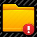 folder, vulnerable, alert, exploit, warning