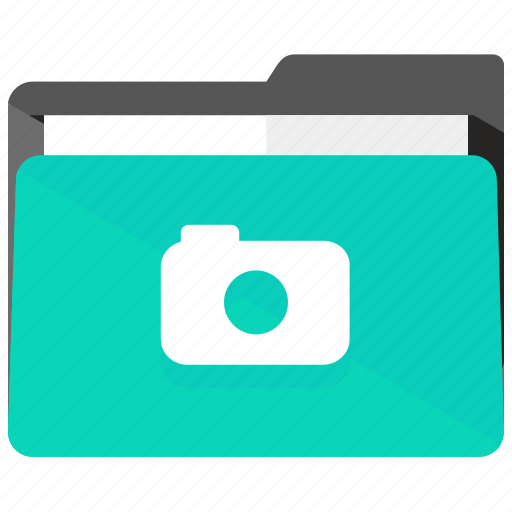 archive, camera, folder, image, photography, picture icon