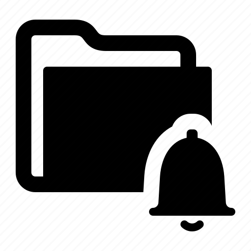 alarm, alert, archive, bell, folder, warning, watchkit icon